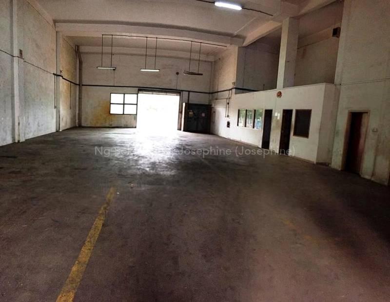 Level 2 Factory Area