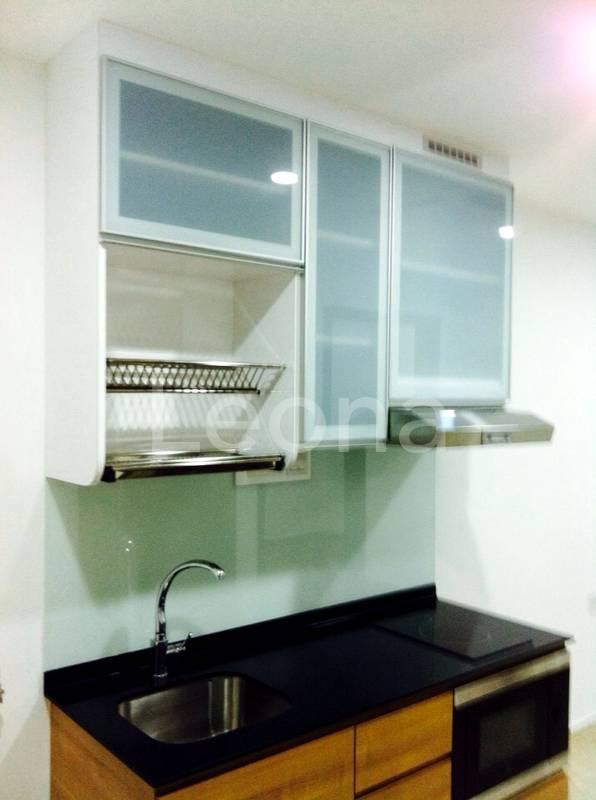 Kitchen areas