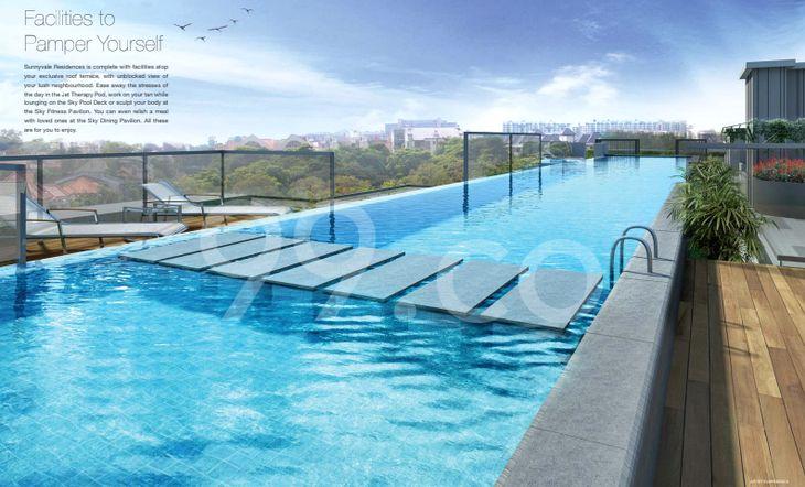 Sunnyvale Residences Pool