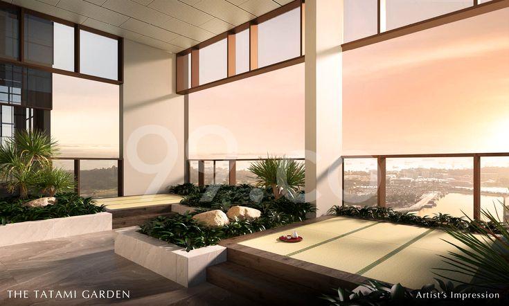 One Bernam The Tatami Garden