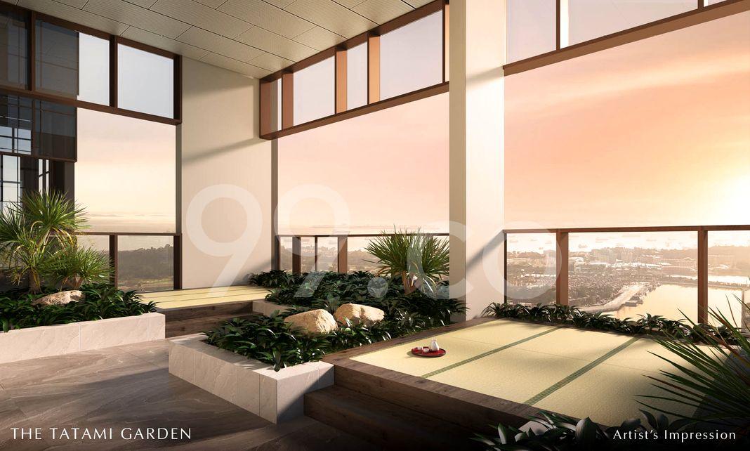 The Tatami Garden