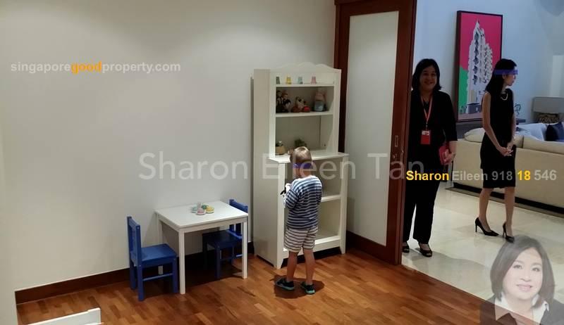 Guest and Living Area - sharoneileentan.com