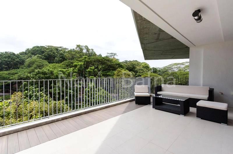 Balcony / Living Room