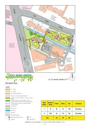 7 Upper Aljunied Lane Site Map