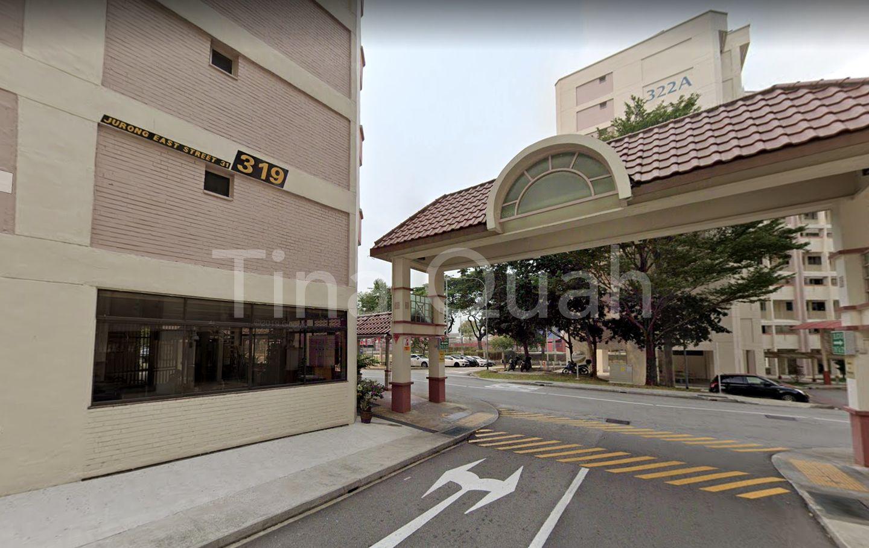 Blk 322A Jurong East Street 31