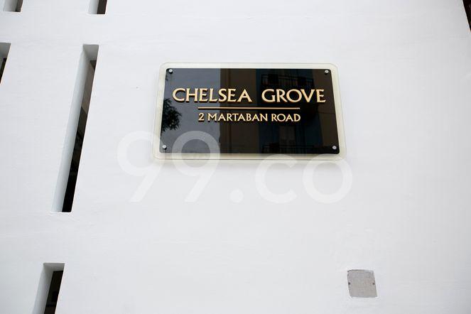 Chelsea Grove Chelsea Grove - Logo