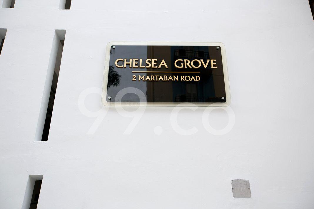 Chelsea Grove  Logo