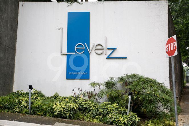 The Levelz The Levelz - Logo