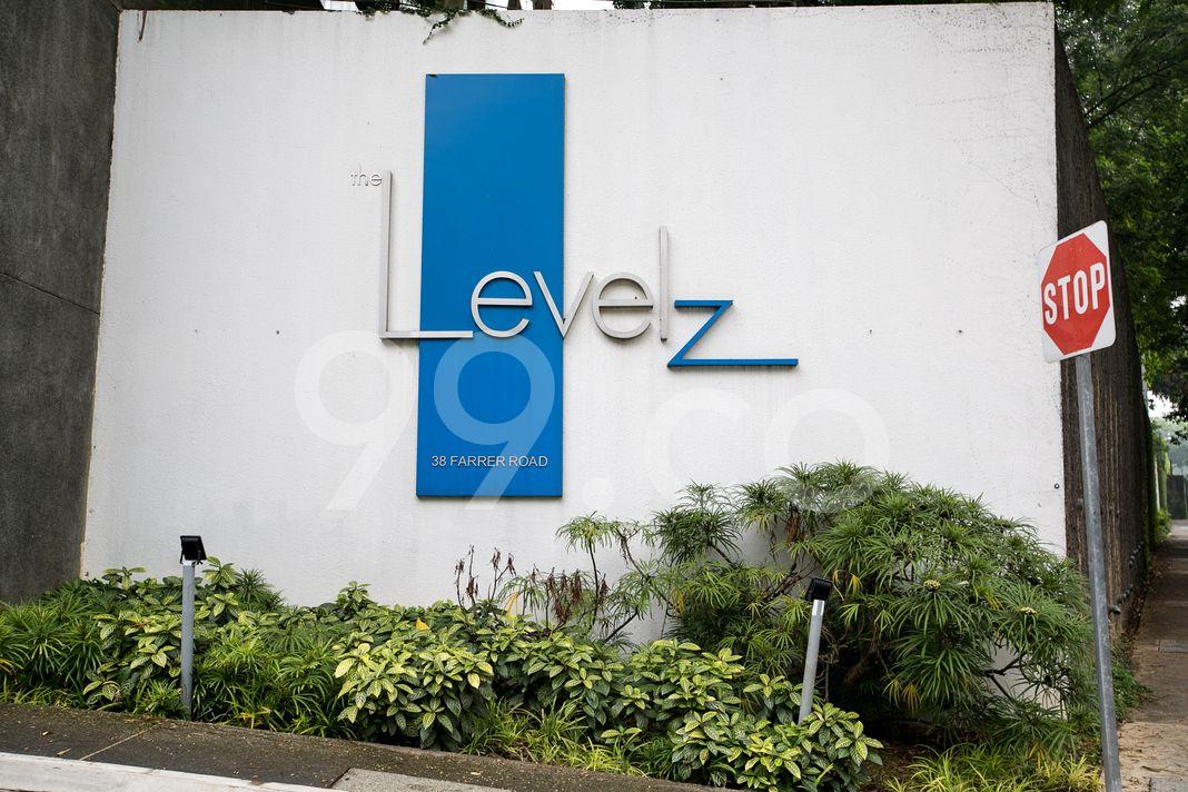The Levelz  Logo
