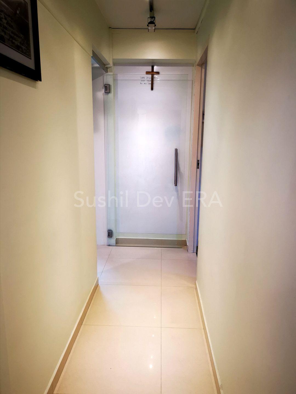 Walkway to Bedroom