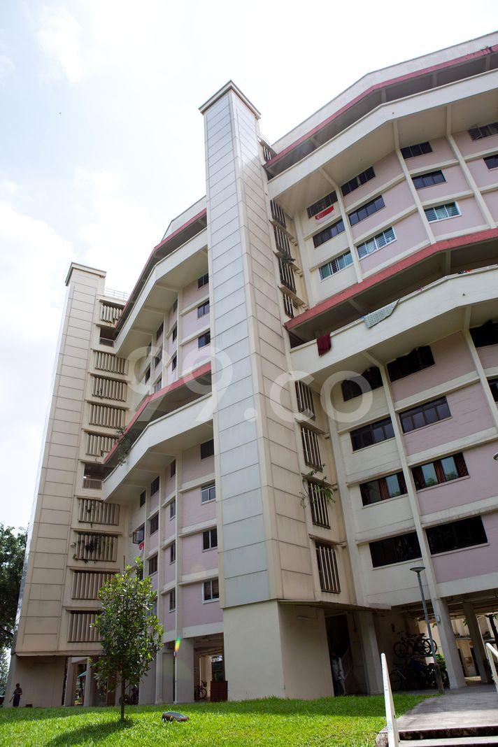 Block 113 Jurong East Ville