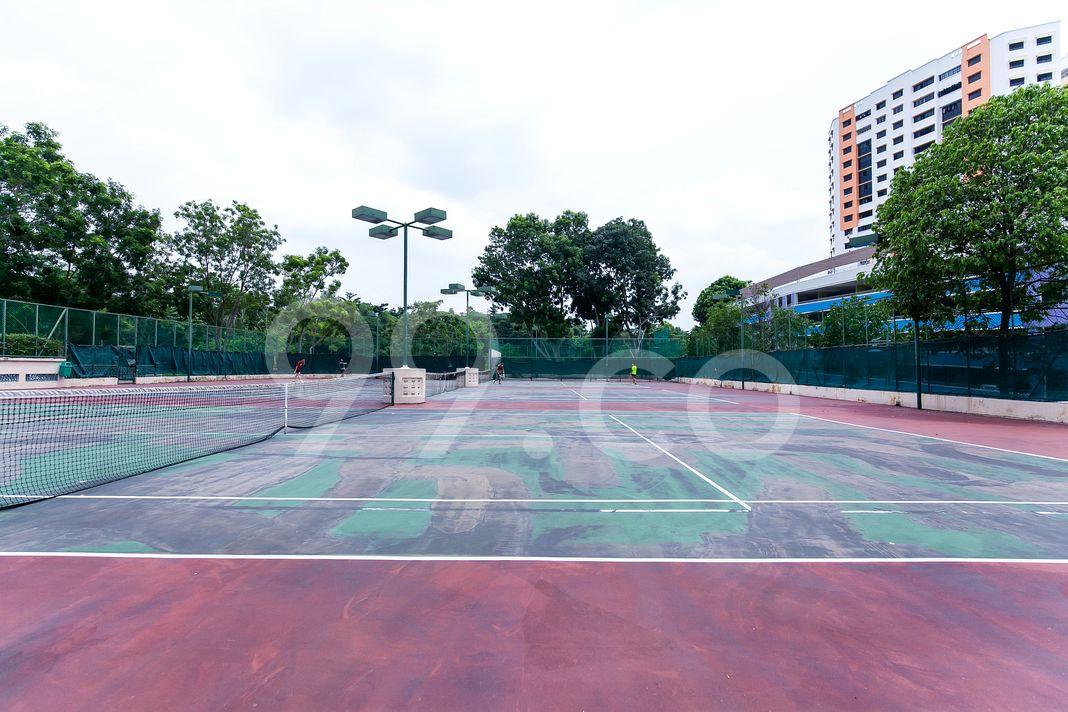 Aquarius By The Park  Tennis