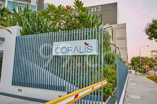 Coralis Coralis - Logo