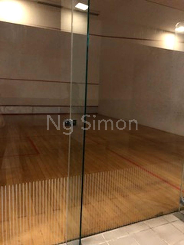 Squash Courts (View II)