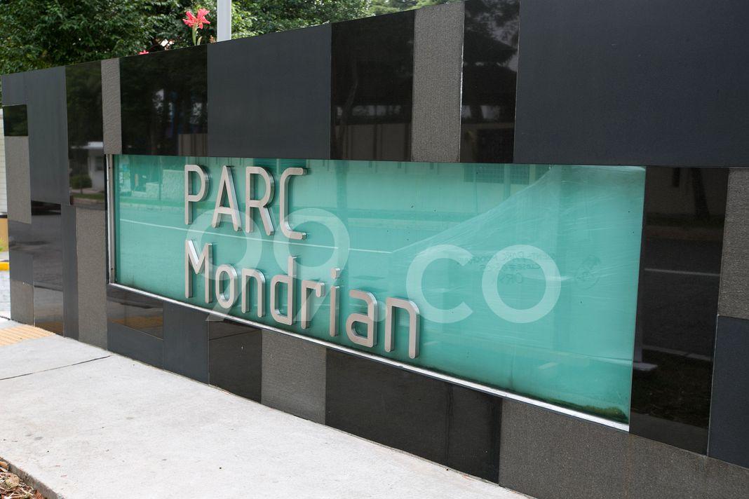 Parc Mondrian  Logo