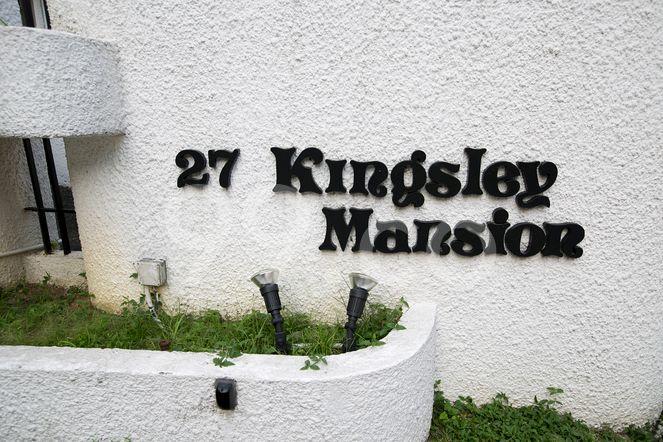 Kingsley Mansions Kingsley Mansions - Logo