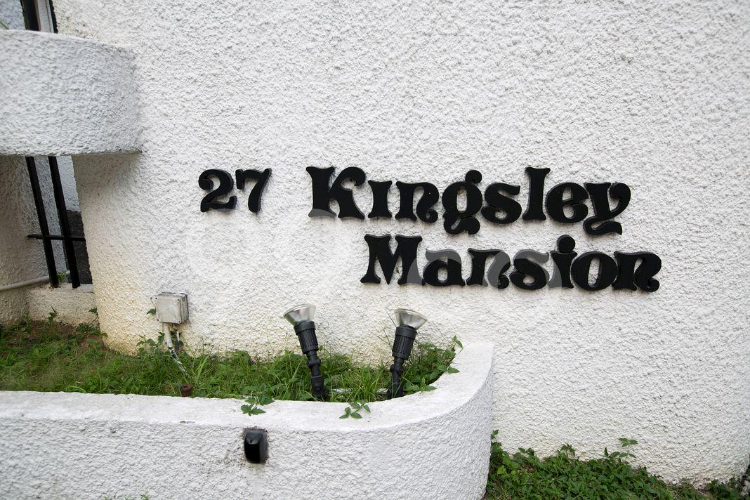 Kingsley Mansions  Logo
