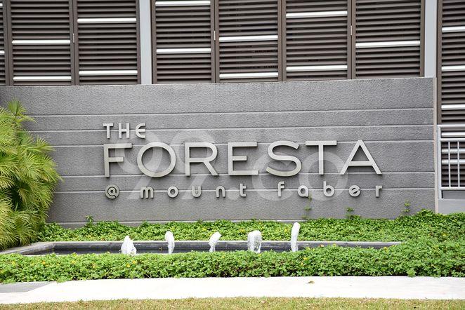 The Foresta @ Mount Faber The Foresta @ Mount Faber - Logo