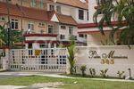 Palm Mansions - Entrance
