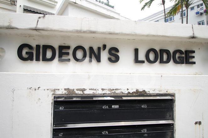 Gideon's Lodge Gideon's Lodge - Logo
