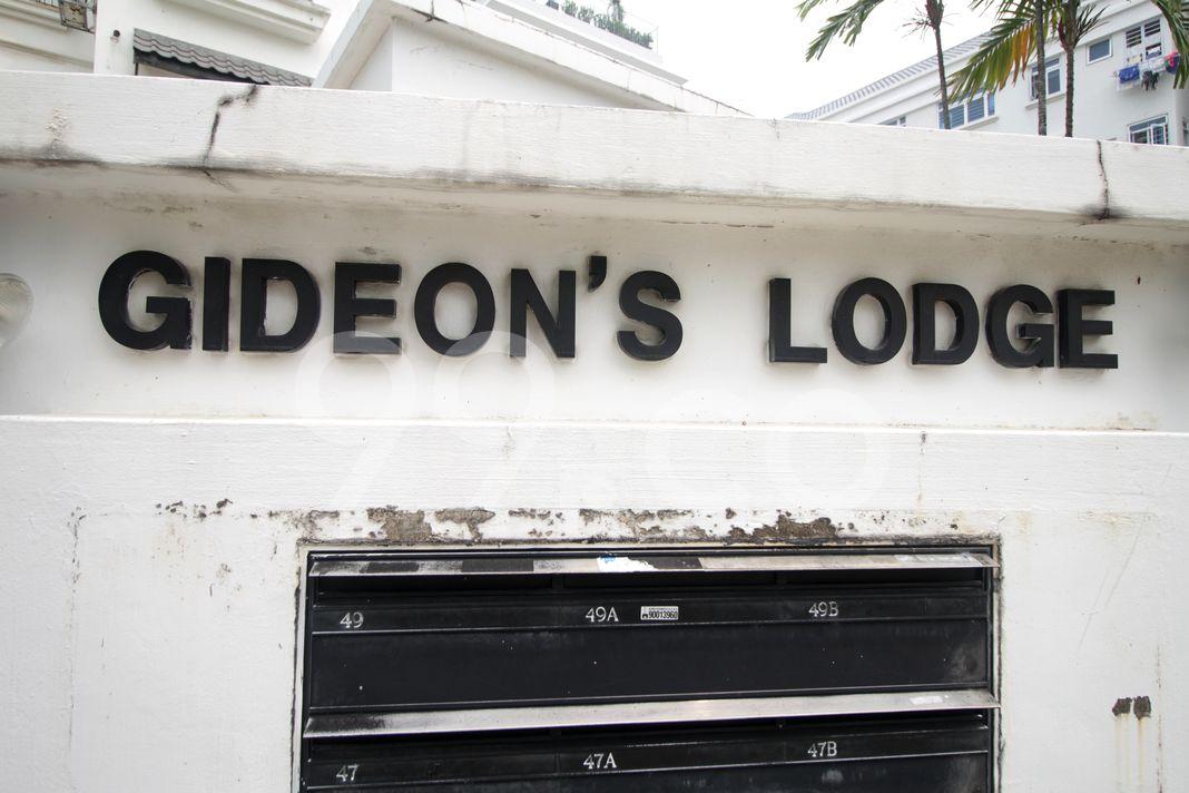 Gideon's Lodge  Logo