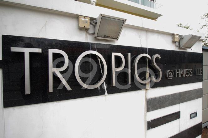 Tropics @ Haigsville Tropics @ Haigsville - Logo