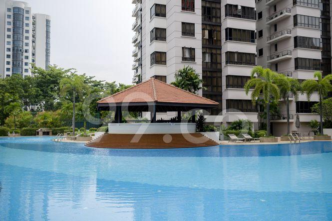 The Mayfair Pool