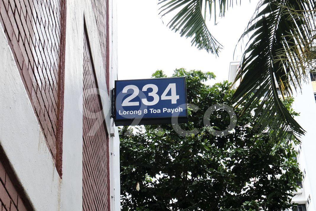 Block 234 Toa Payoh Eight