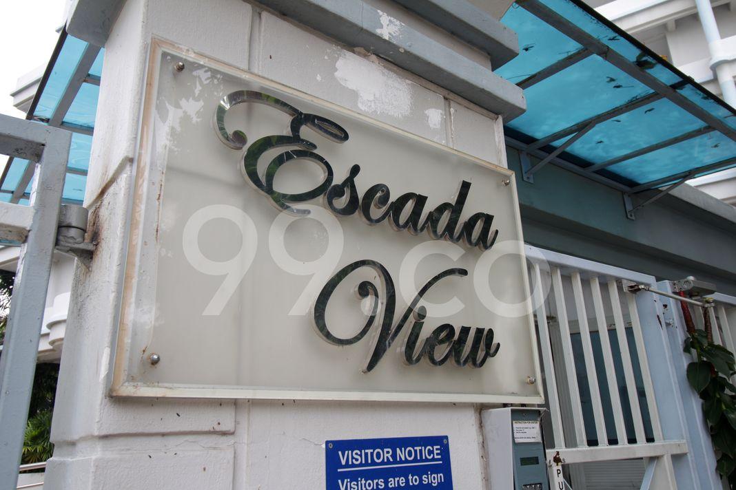 Escada View  Logo