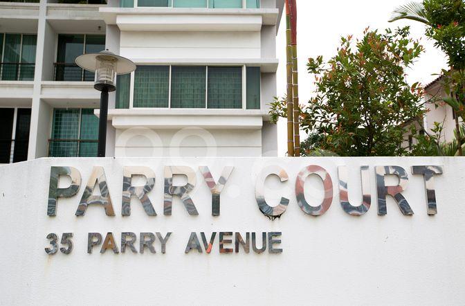 Parry Court Parry Court - Logo