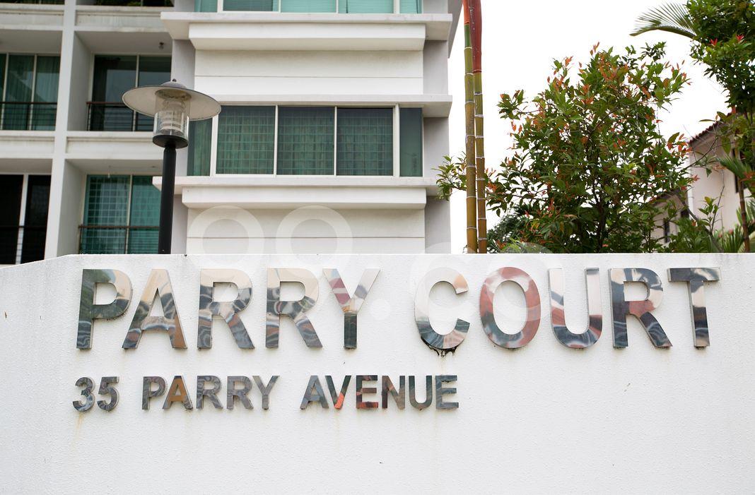 Parry Court  Logo
