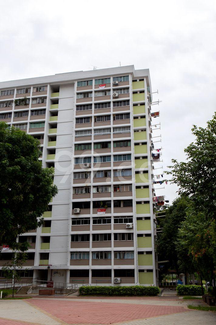 Block 40 Jurong East