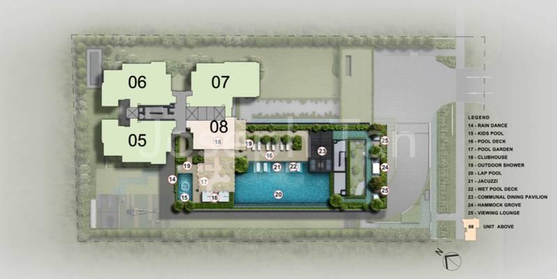 Level 4 Site Plan