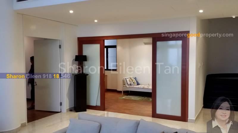 Living Area and Guest Room - sharoneileentan.com