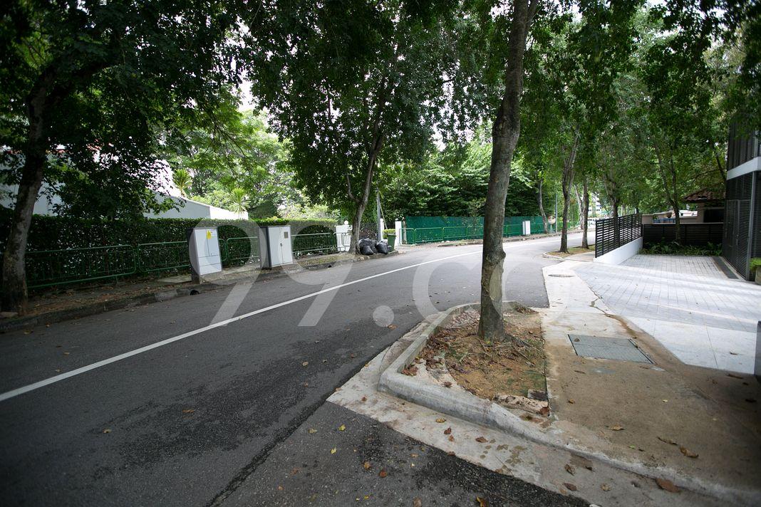 The Ladyhill  Street