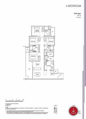 4bedroom floorolan