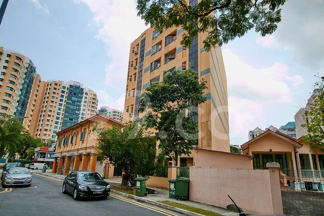 Fuyuen Court Fuyuen Court - Street