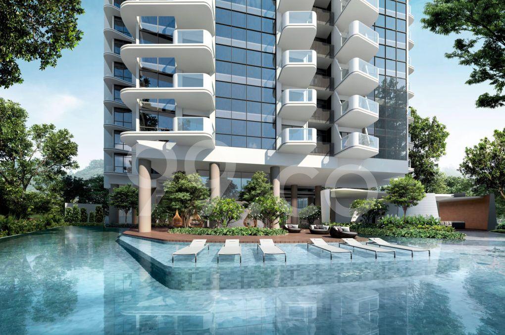 Coastline Residences Pool