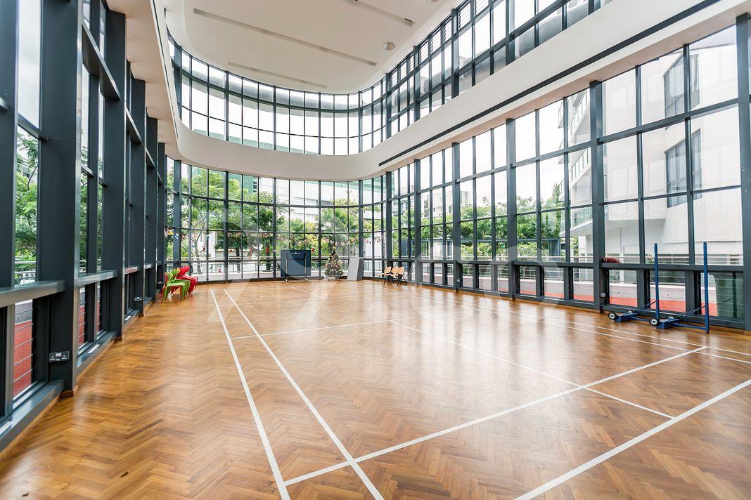 Parc Olympia Badminton Court