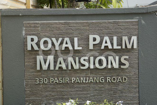 Royal Palm Mansions Royal Palm Mansions - Logo