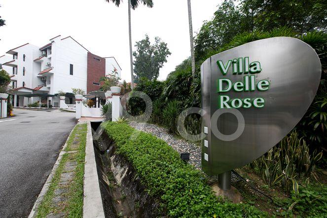 Villa Delle Rose Villa Delle Rose - Logo