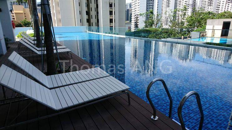 Beautiful 30 m lap pool