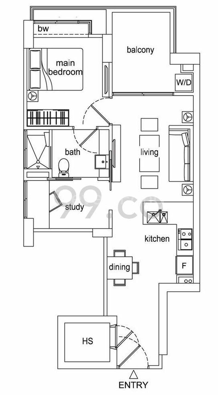 Floor Plan(Mirror)