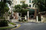 Sarkies Mansions - Entrance