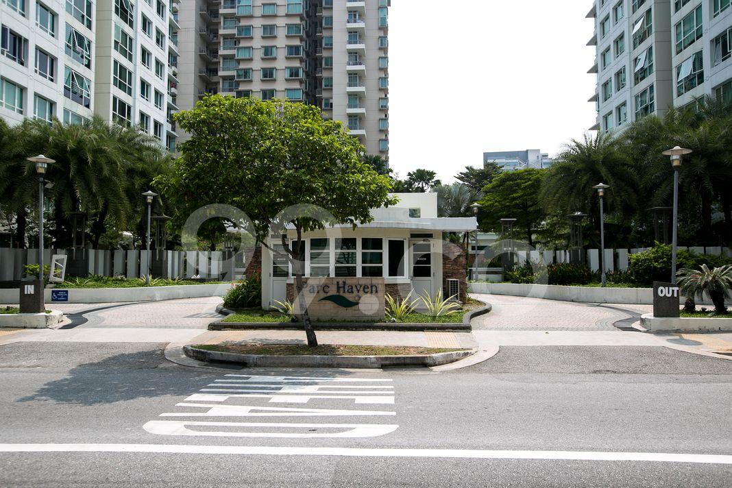 Parc Haven  Entrance