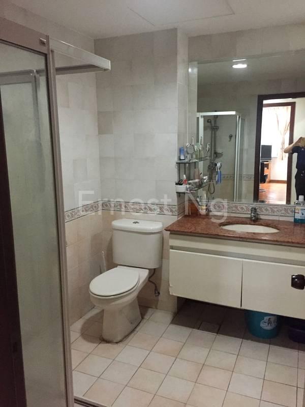 Comfy Guest Bathroom