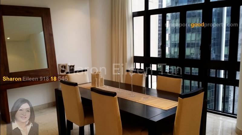 Elegant Dining Area - sharoneileentan.com
