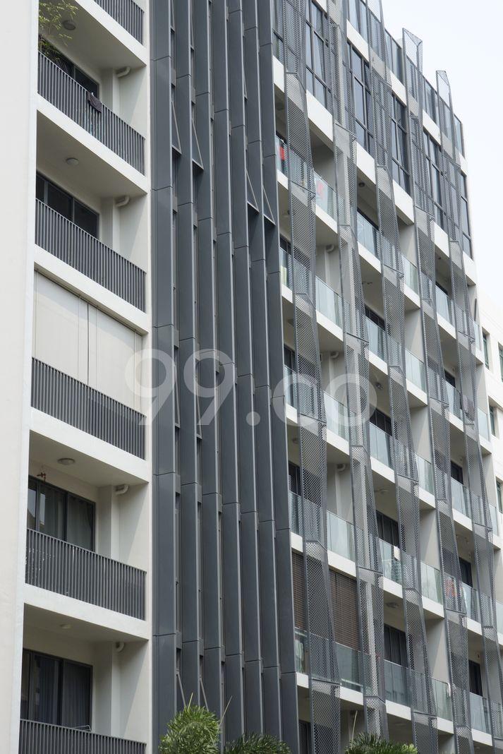 Royce Residences  Elevation