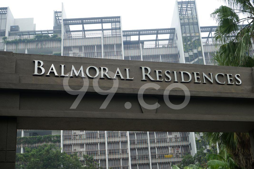 Balmoral Place  Logo