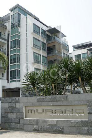 Murano Murano - Logo